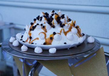 Glassbomb - recept på en ljuvlig dessert