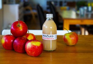 Resqued äppeljuice