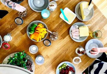 Långfrukost