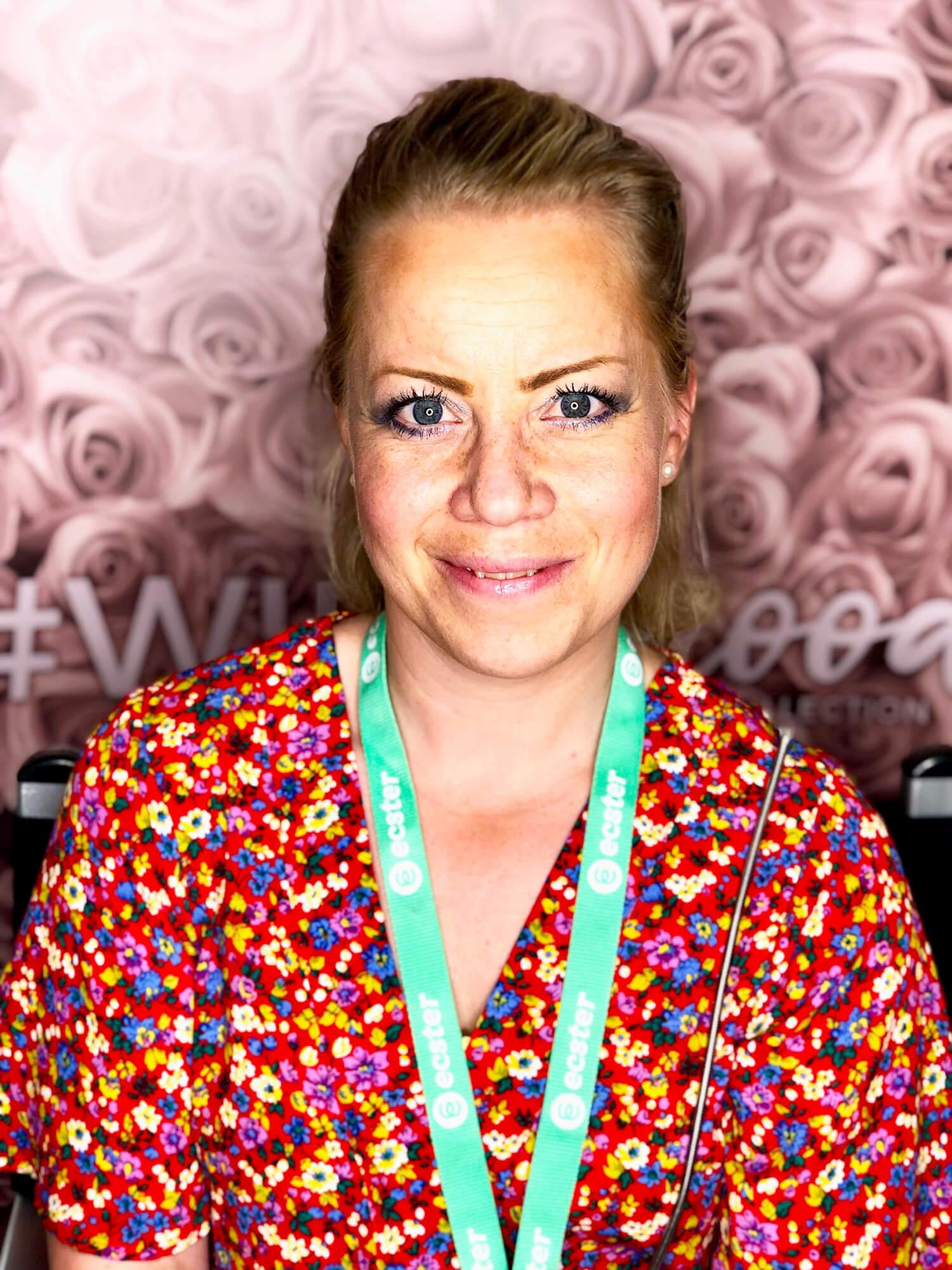 På Världens Farligaste Möte 2019 - VFM19 - Karin Axelsson