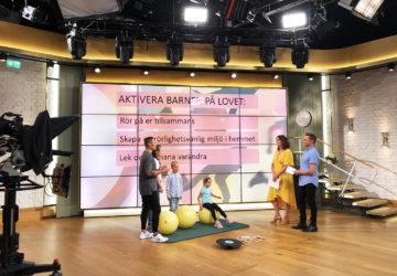 tips for att aktivera barn - tv4 nyhetsmorgon