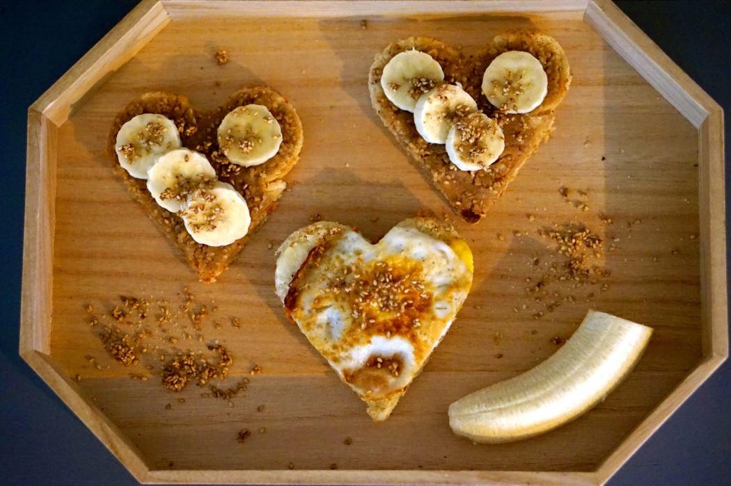 Bröd och banan - kolhydrater