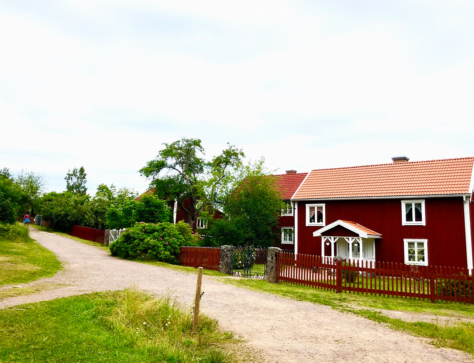 Bullerbyn i Småland