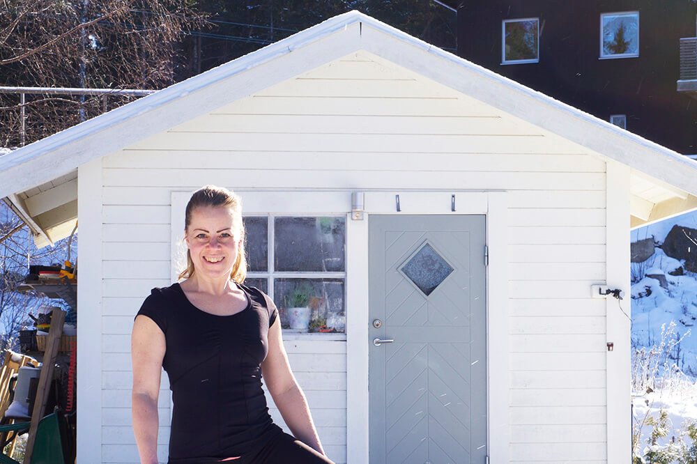 Vinter Karin Axelsson