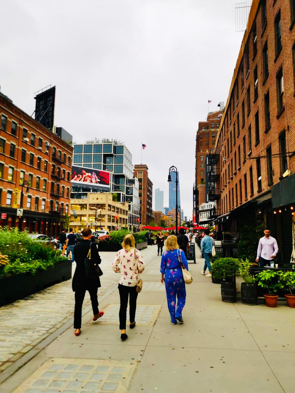 Vårt 40-årsfirande i New York