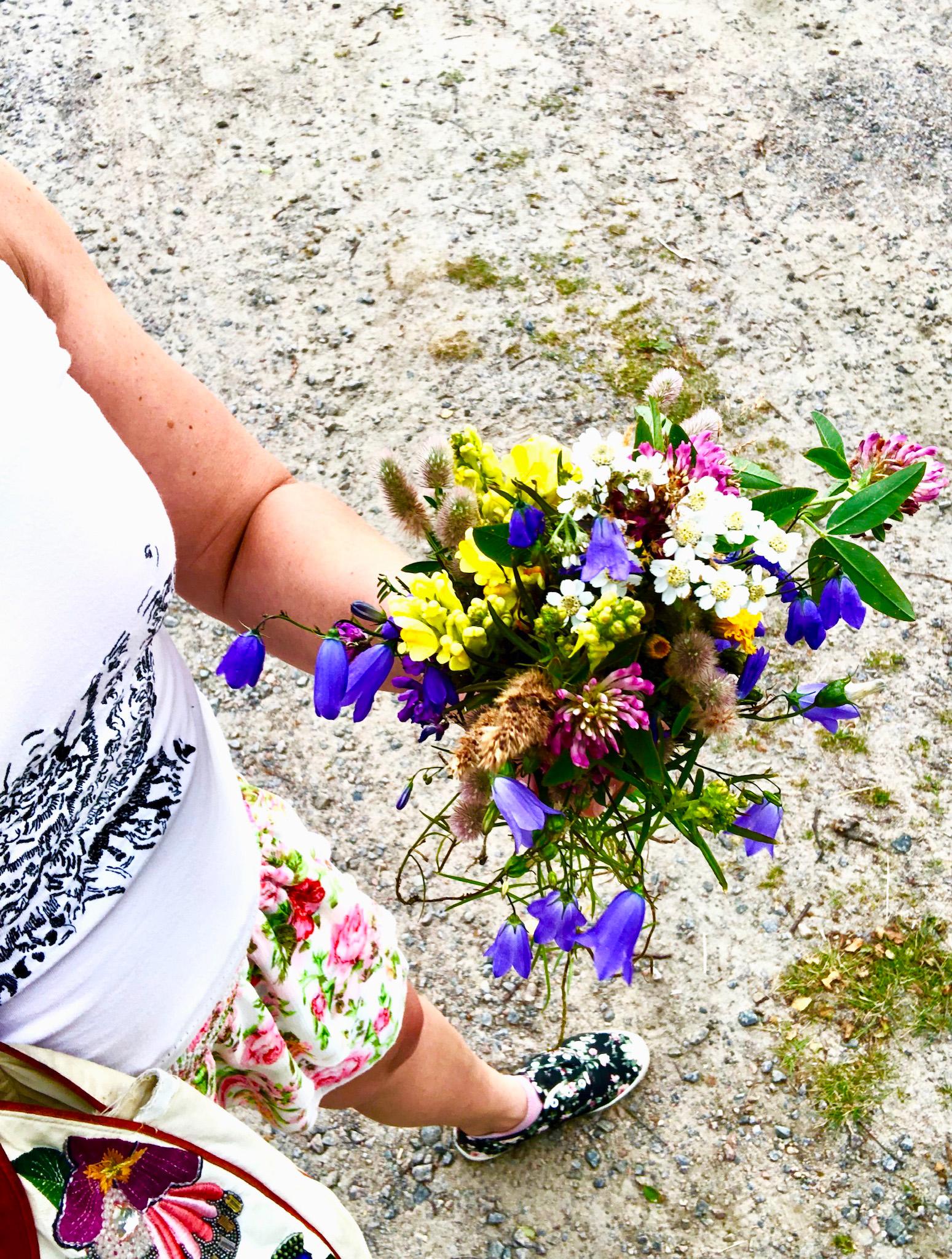 Blommor i Ugglarp
