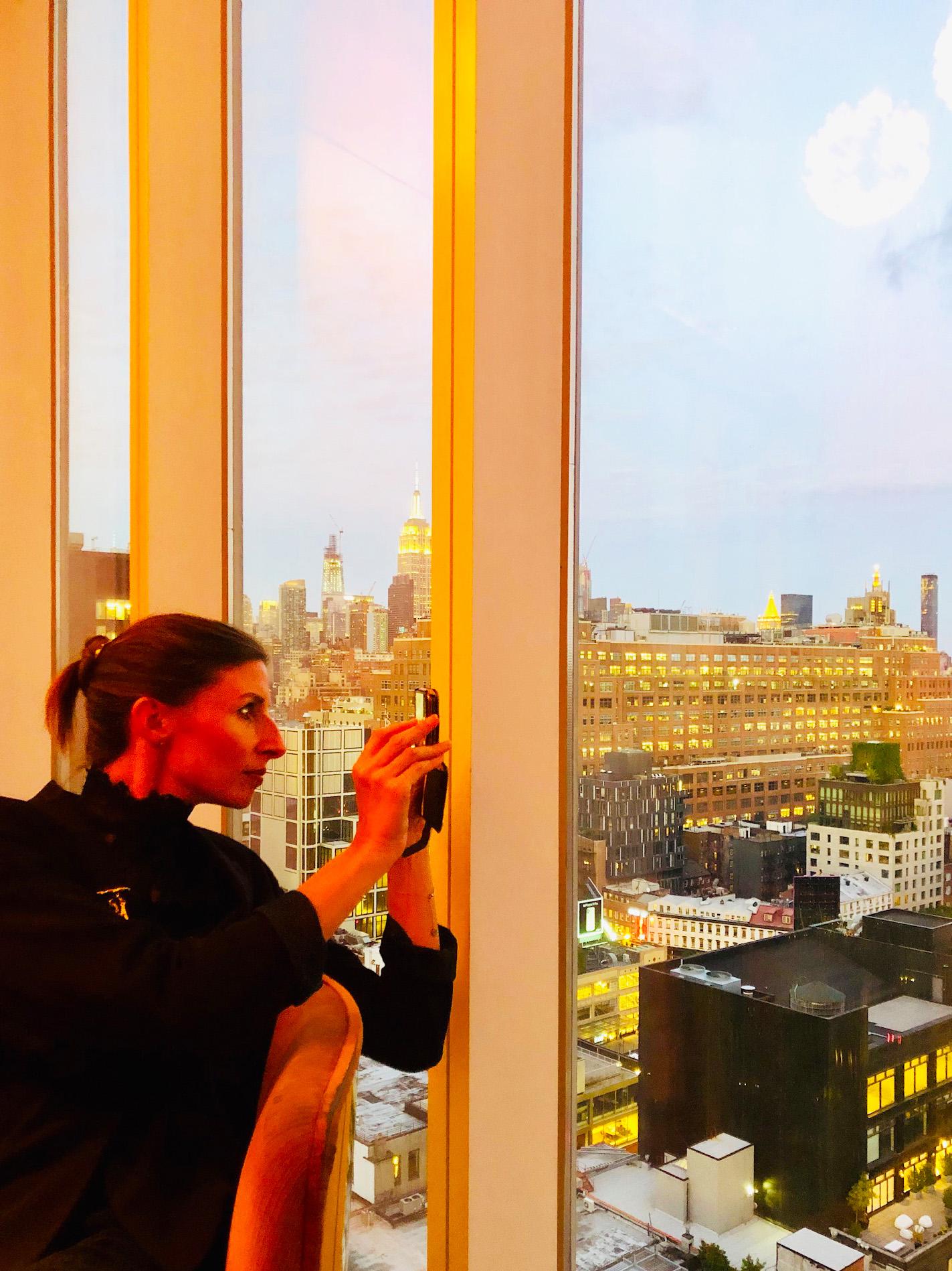 Takbar New York Boom Boom Room på the Standard