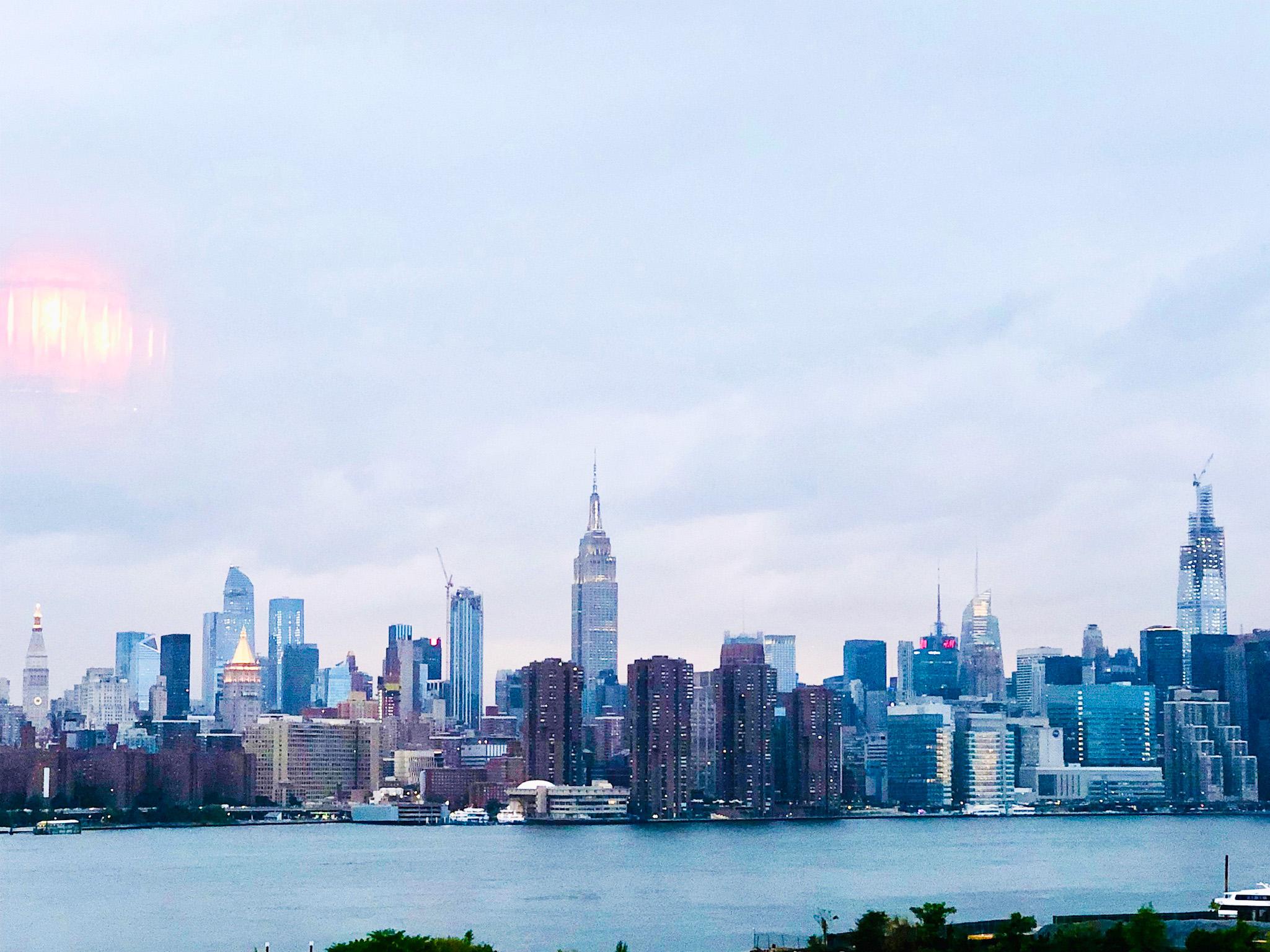 Takbar New York - på Whyte Hotel i Brooklyn