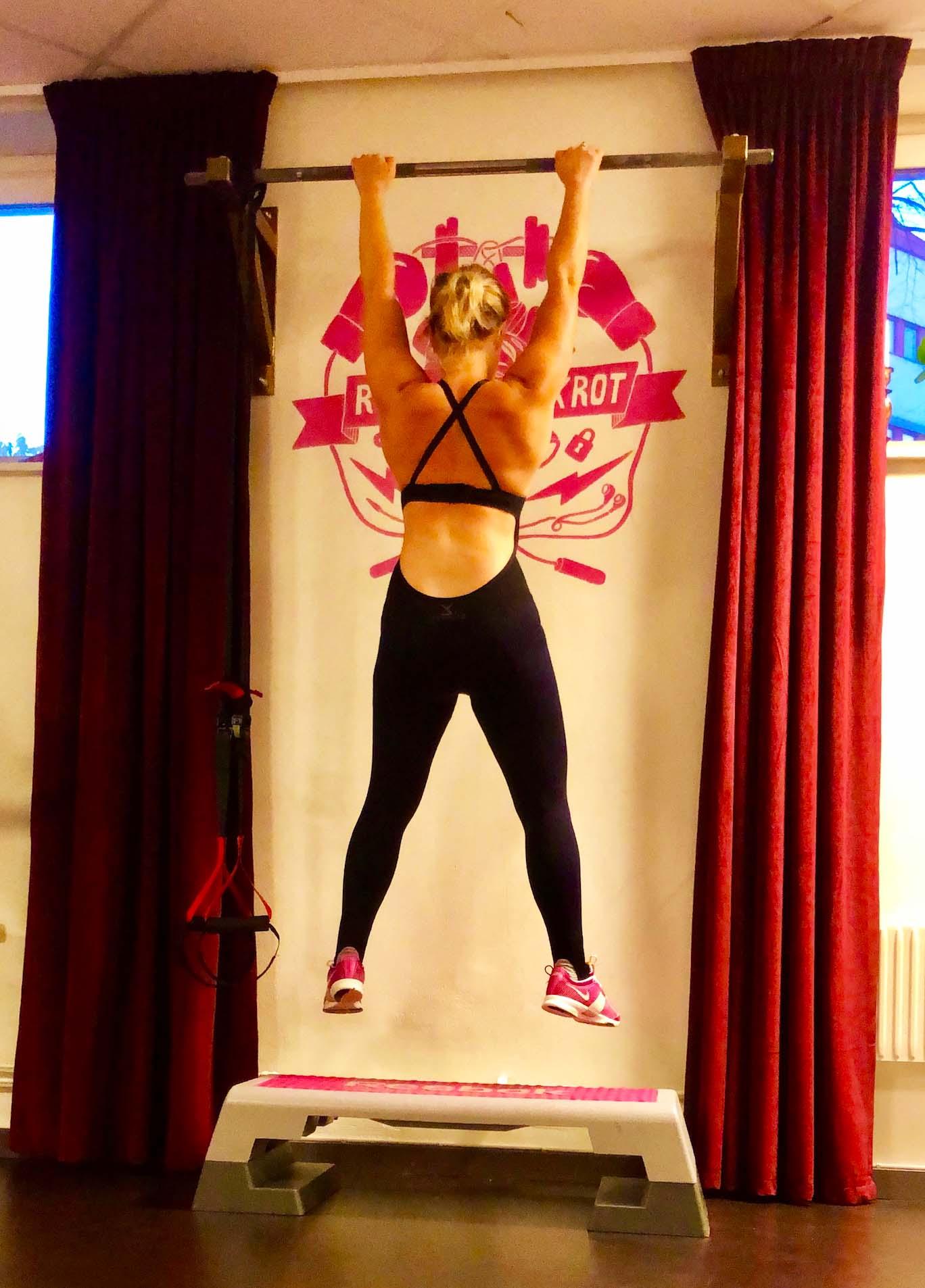Veckans bästa - träning på Rosa Skrot