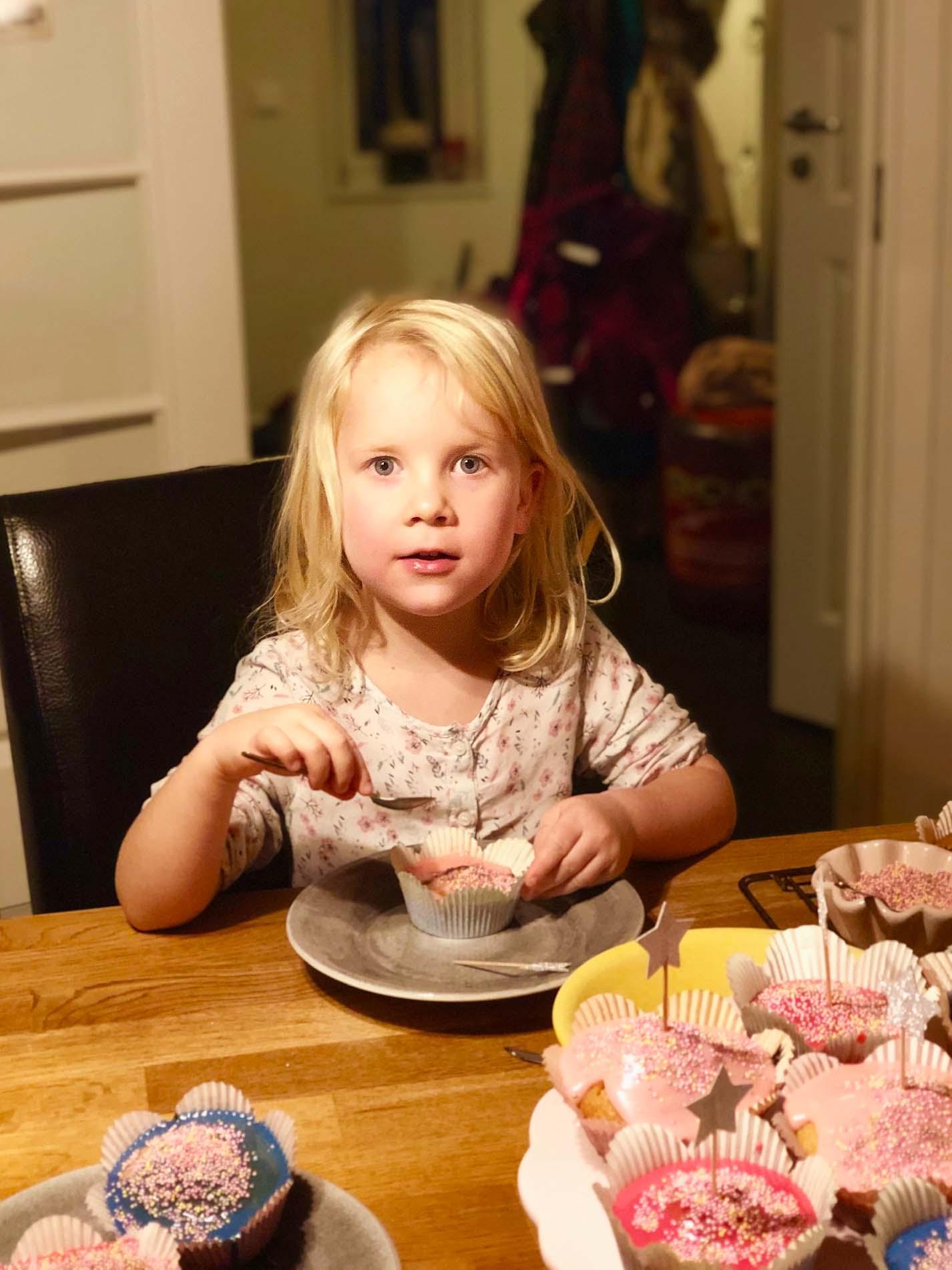 Prinsessmuffins recept