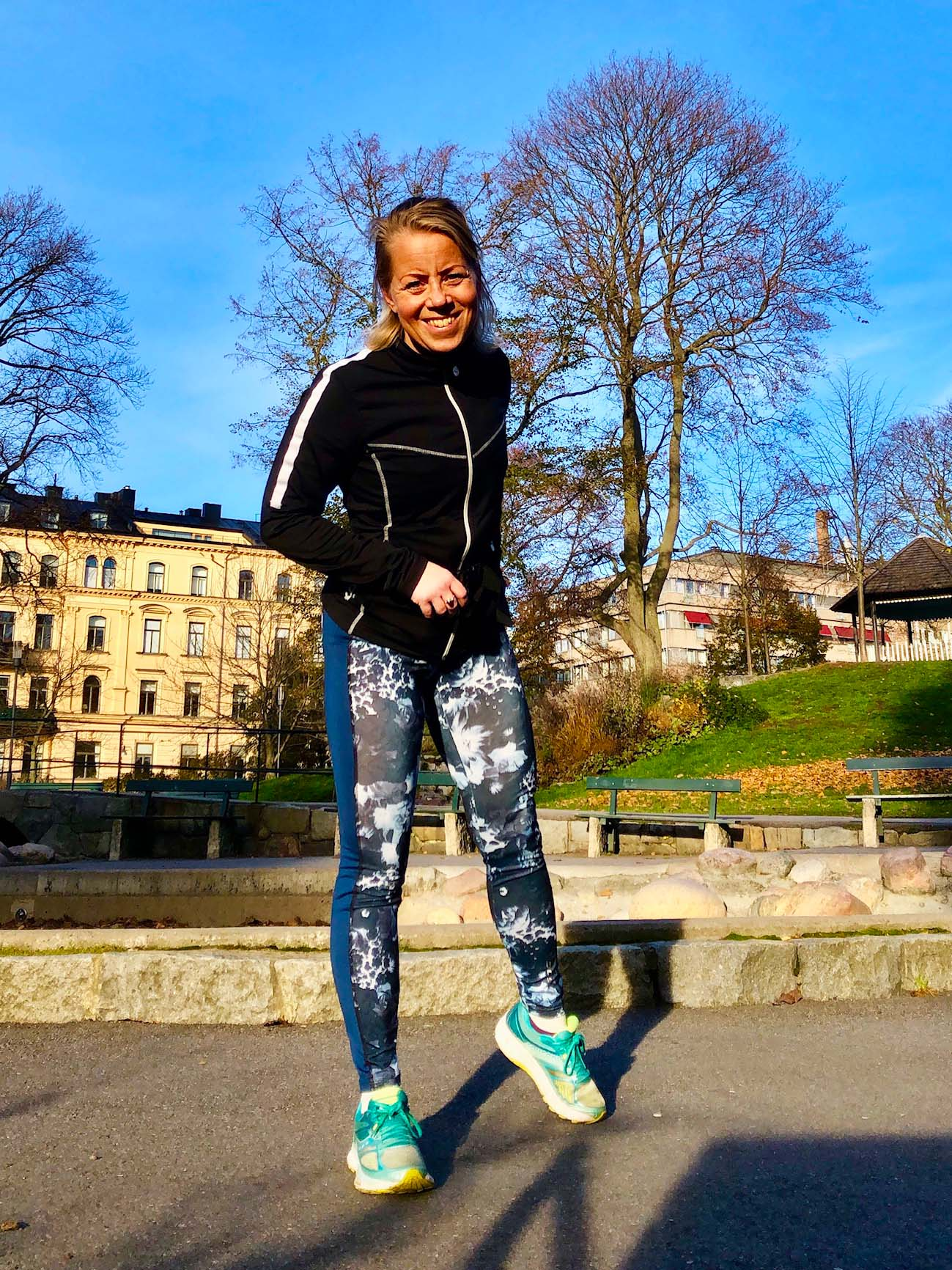 Uteträning Karin Axelsson