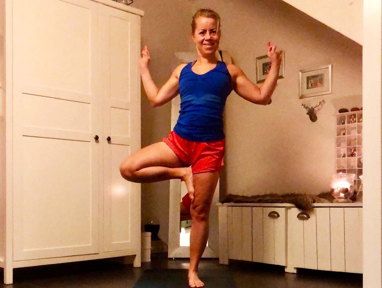 Yoga - Karin Axelsson
