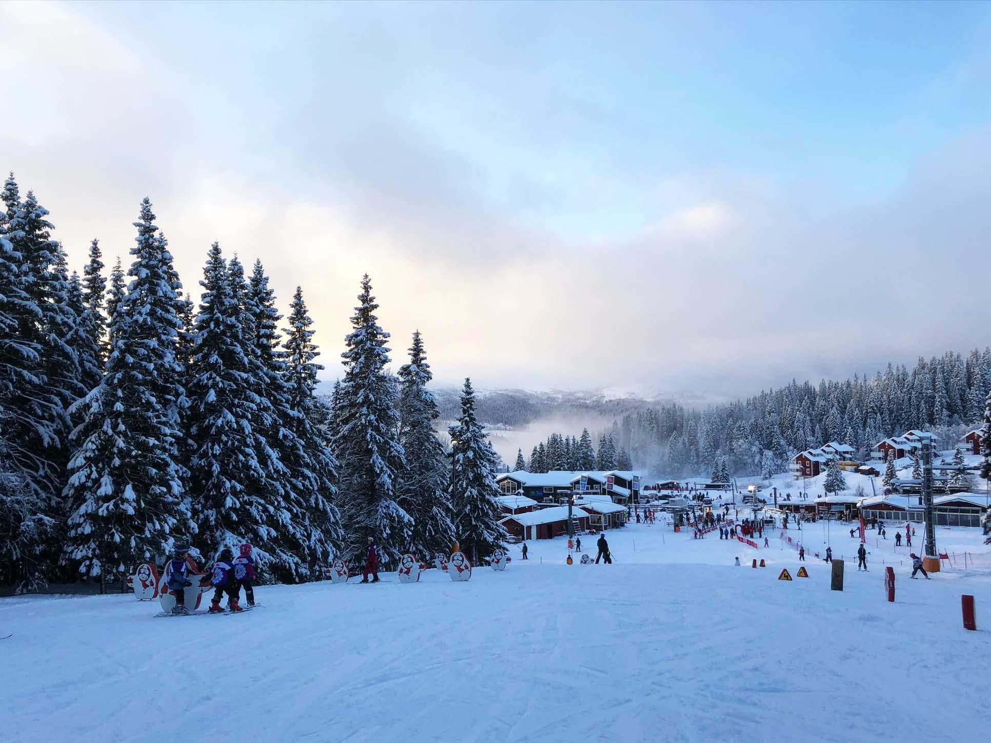 Åre julen 2019 - Åre Björnen
