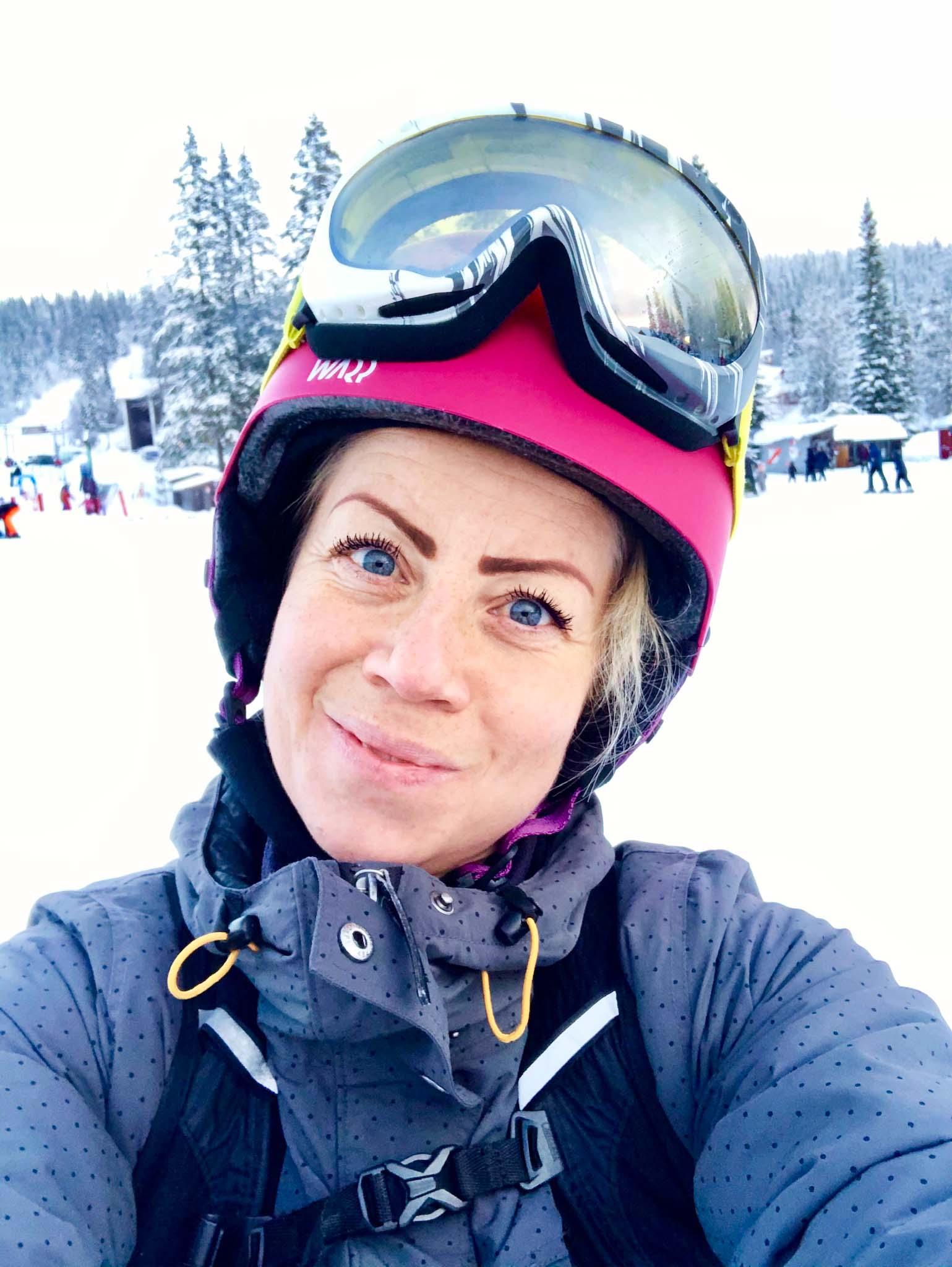 Åre julen 2019 - Karin i Åre Björnen