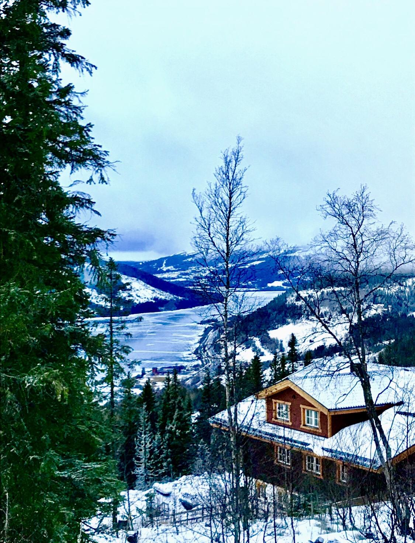 Vinter i Åre - vintersolståndet