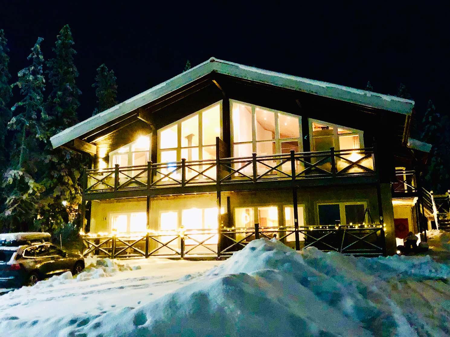 Vårt Åre - huset