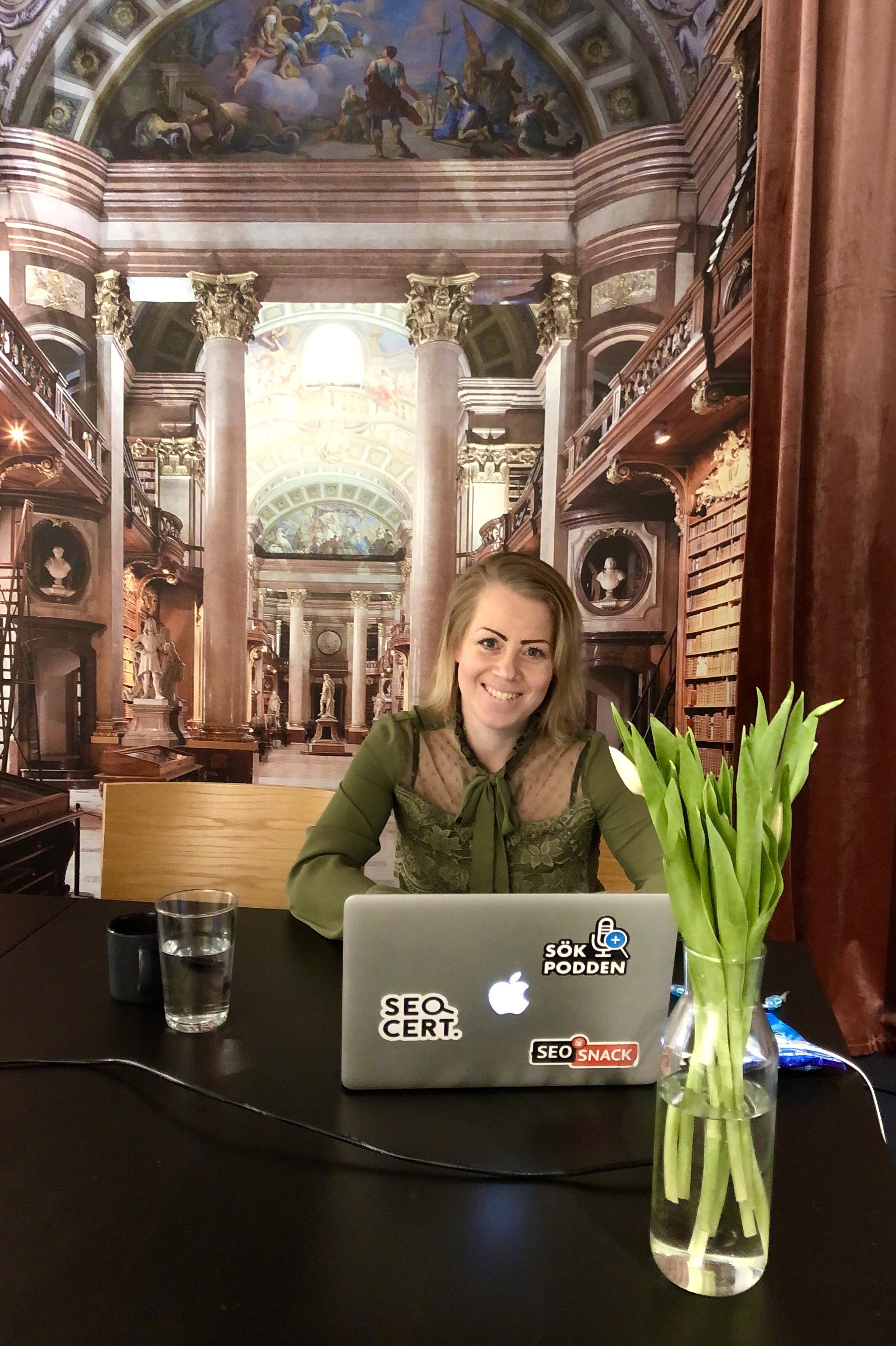 Webinar med Karin Axelsson från Pineberry - Inbound Marketing