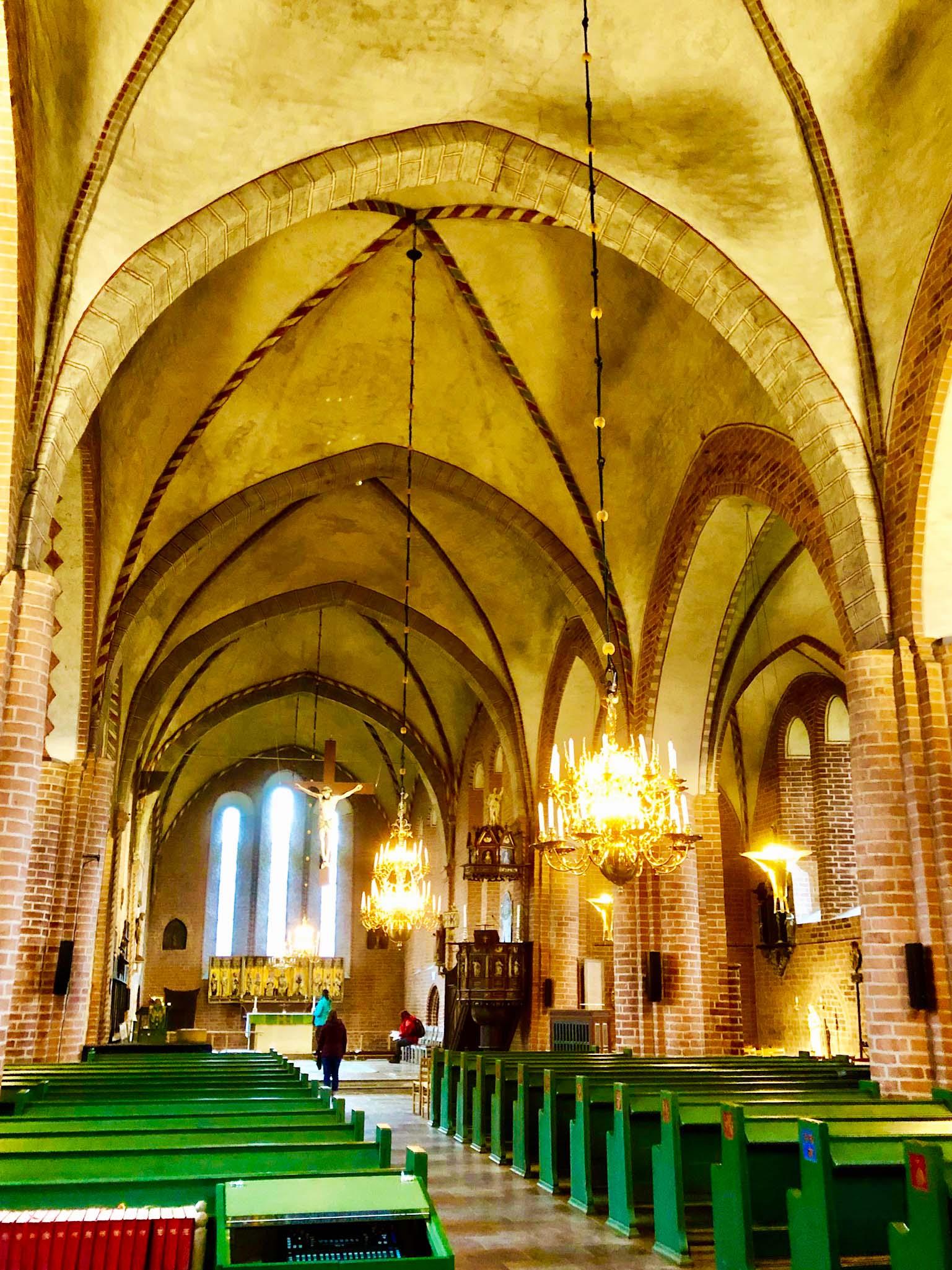Maria kyrka Sigtuna