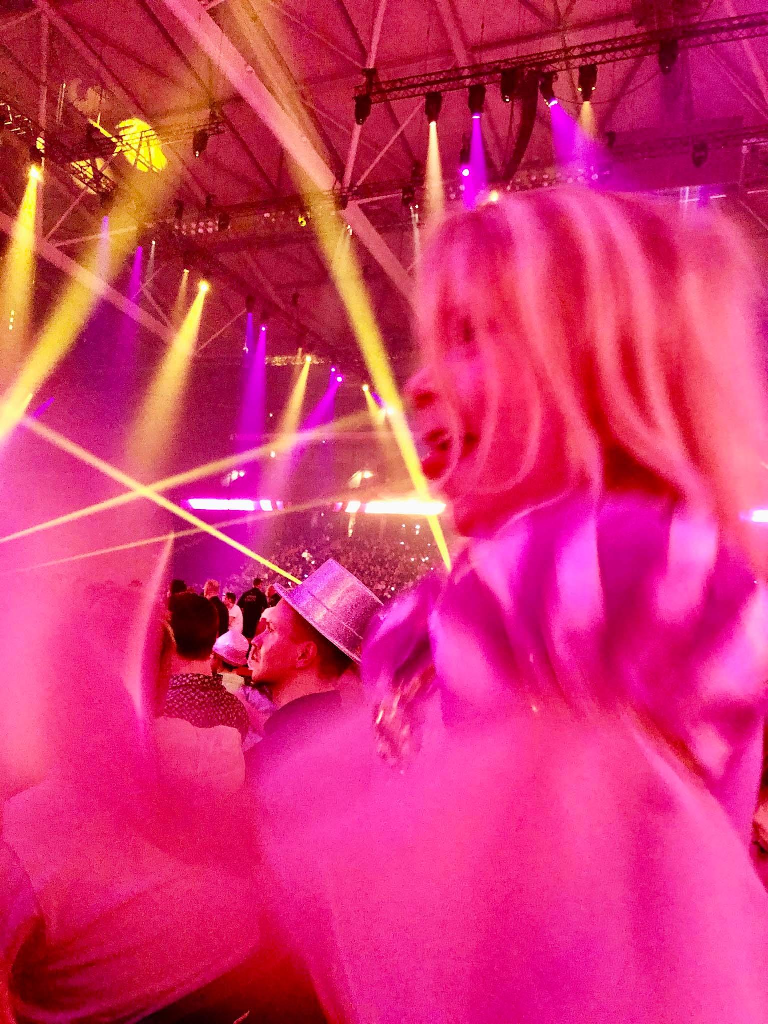 Fest hela helgen - genrep av Melodifestivalsfinalen 2020