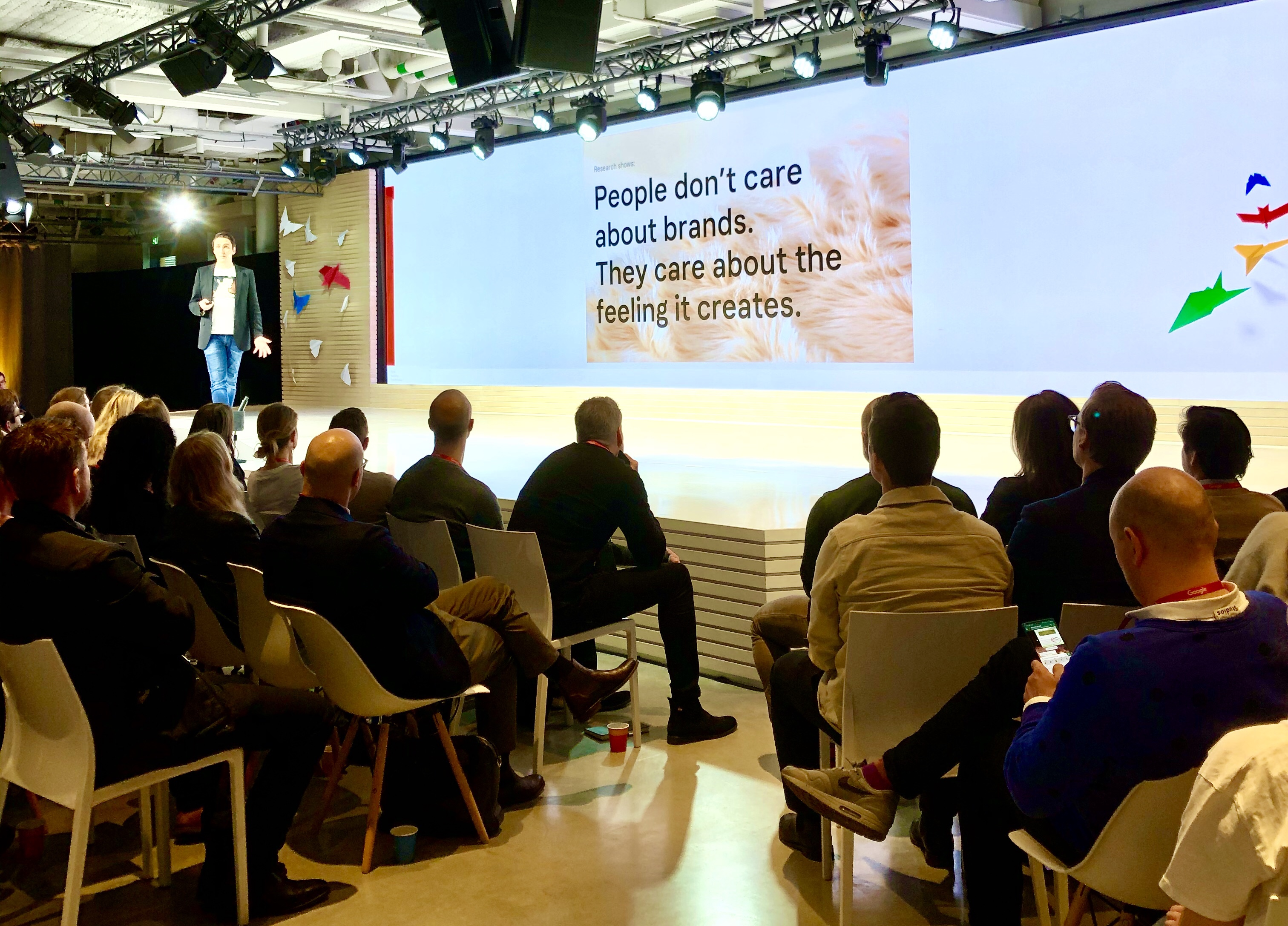 Google Transform med Klarna