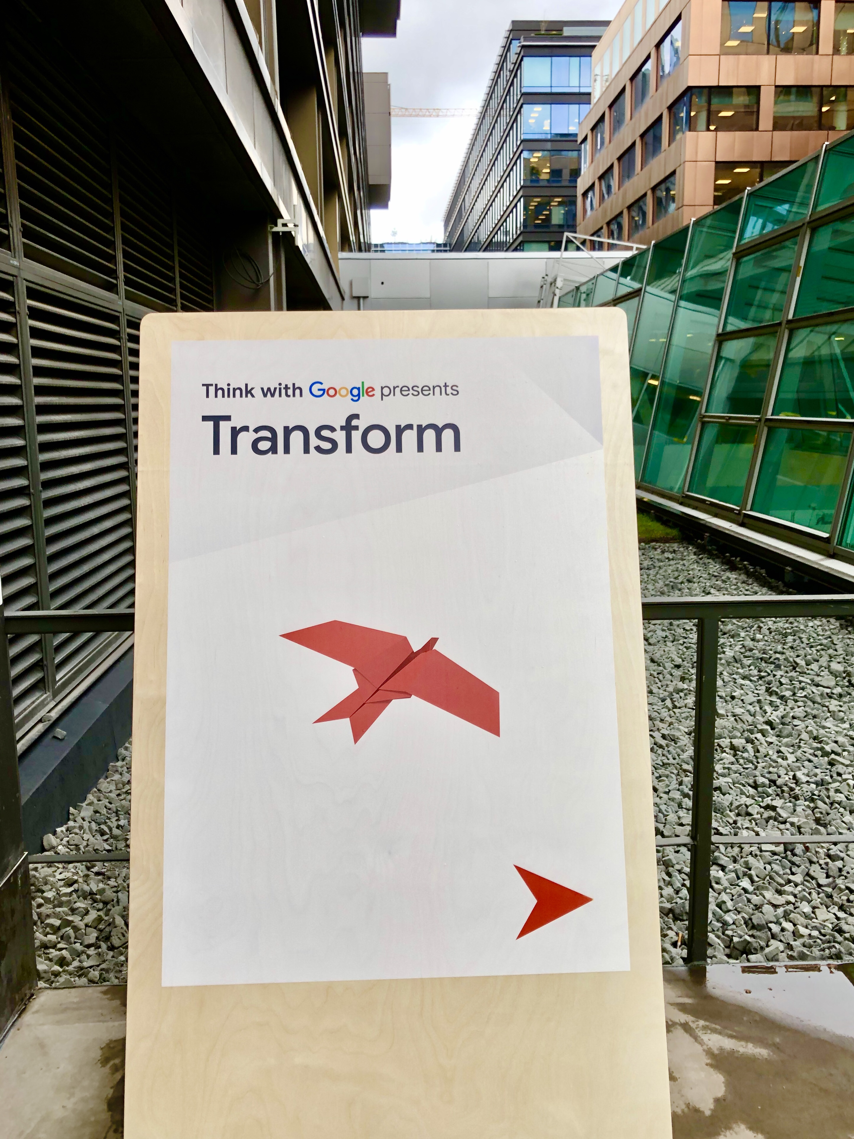 Google Transform