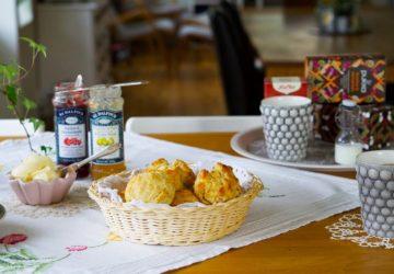 Klassiska scones recept