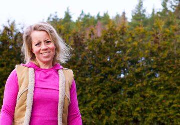 Karin Axelsson - träningen gör mig till en bättre chef