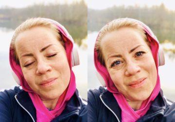 Karin vid sjön