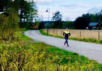 Tacksamhet till löpning