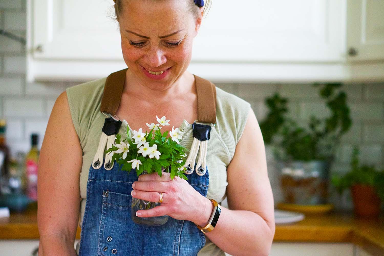 Karin Axelsson - trädgårdsfix första helgen i maj