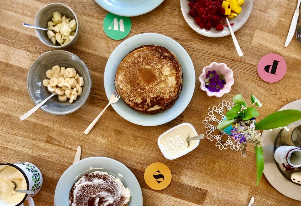 Enkel vardagsmat - Pannkakor
