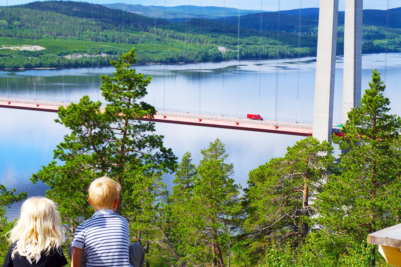 Höga Kusten bron