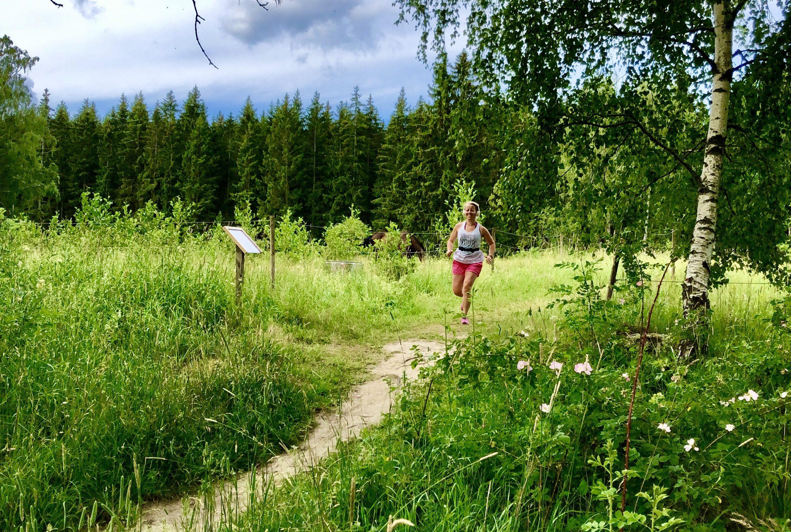 Löpning - Spring så snackar vi