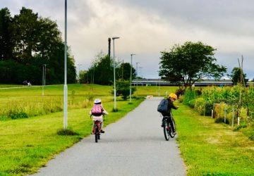 Cykling med barn - Mammahjärtat