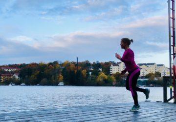 Löpning Kungsholmen runt