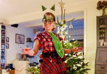 Veckans Bästa med Ful Jultröja-outfit
