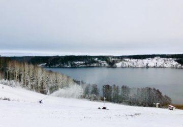 Nya platser att upptäcka - vinter