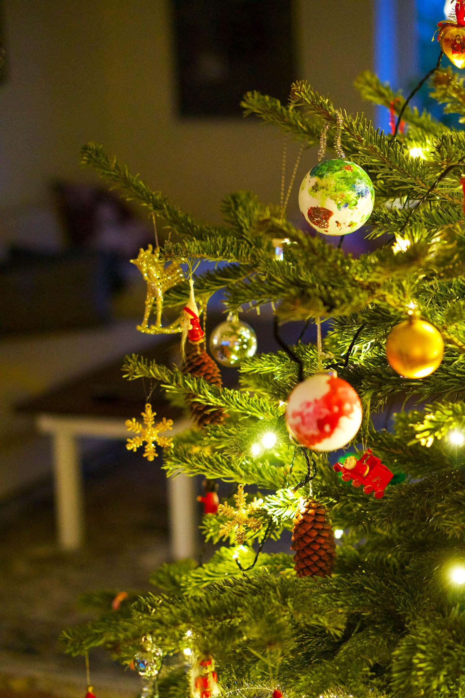 Julen 2020 - om att kasta ut julen