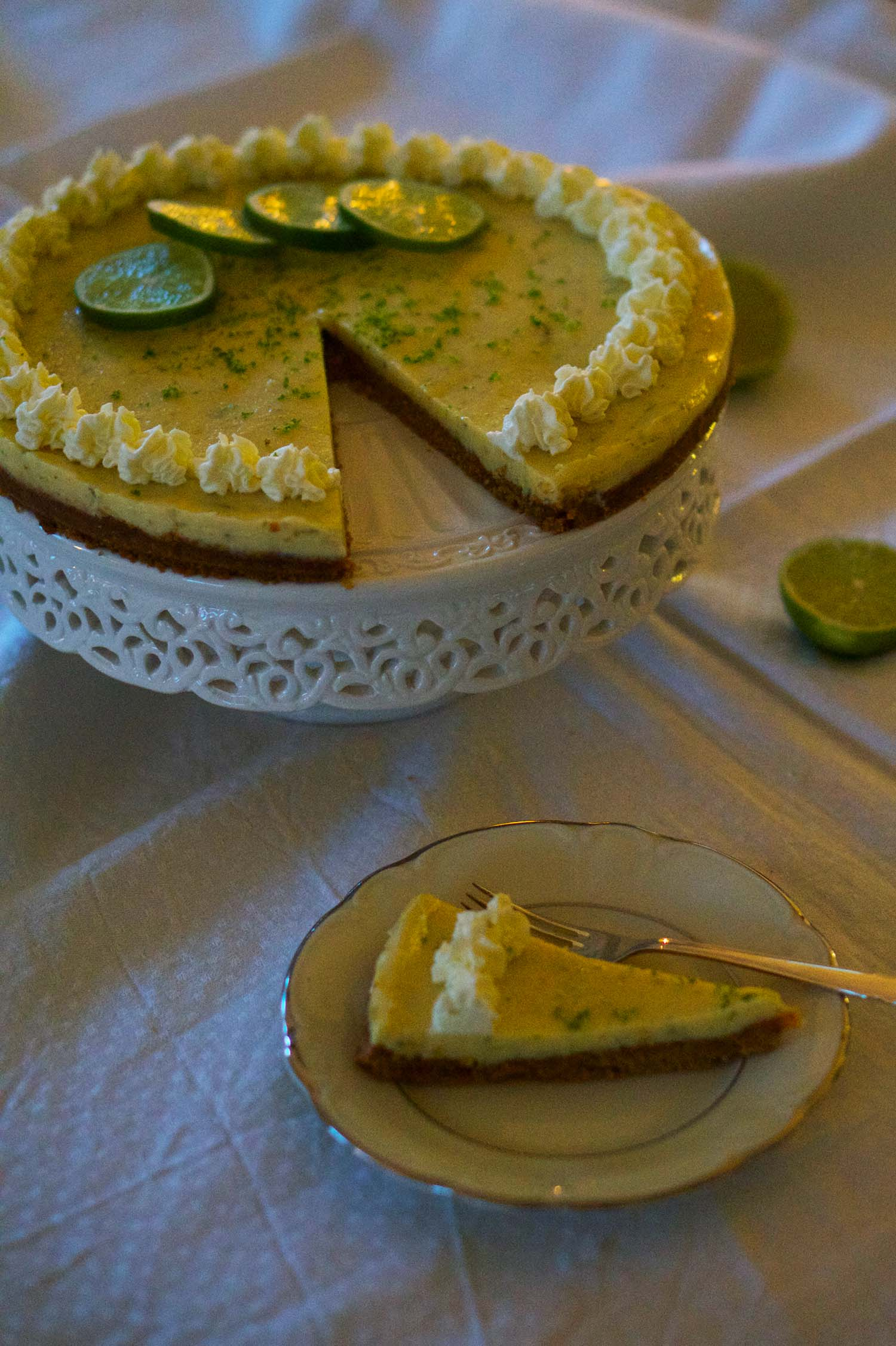 Key Lime Pie - recept