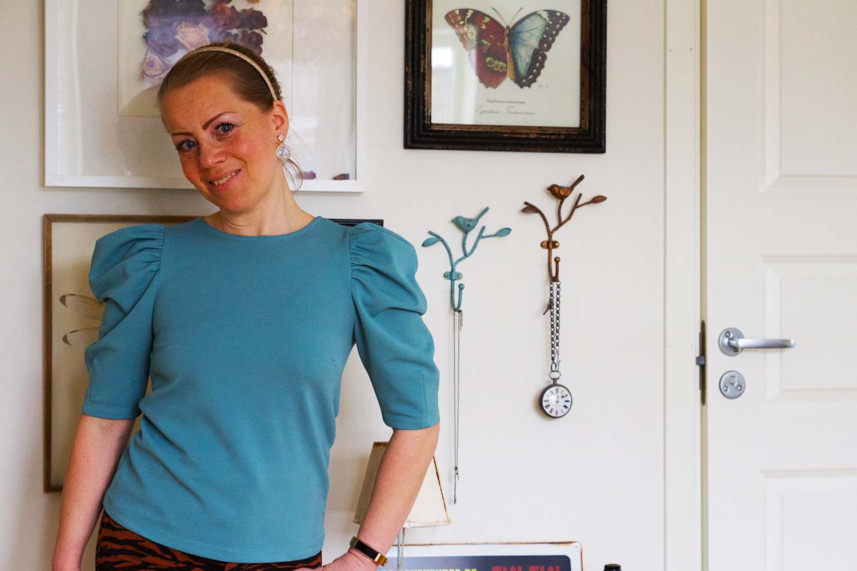 Motiverad på jobbet - Karin Axelsson