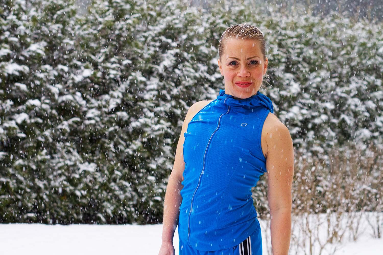 Varannan Burpees med Karin Axelsson