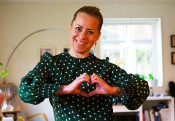 Karin Axelsson om att älska sitt jobb