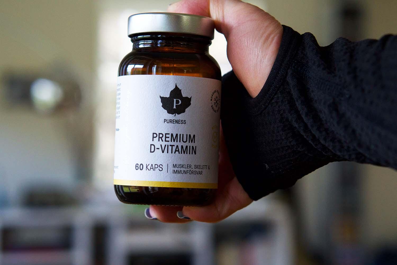 D-vitamin från Pureness