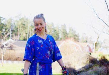 Trädgårdsliv med Karin Axelsson