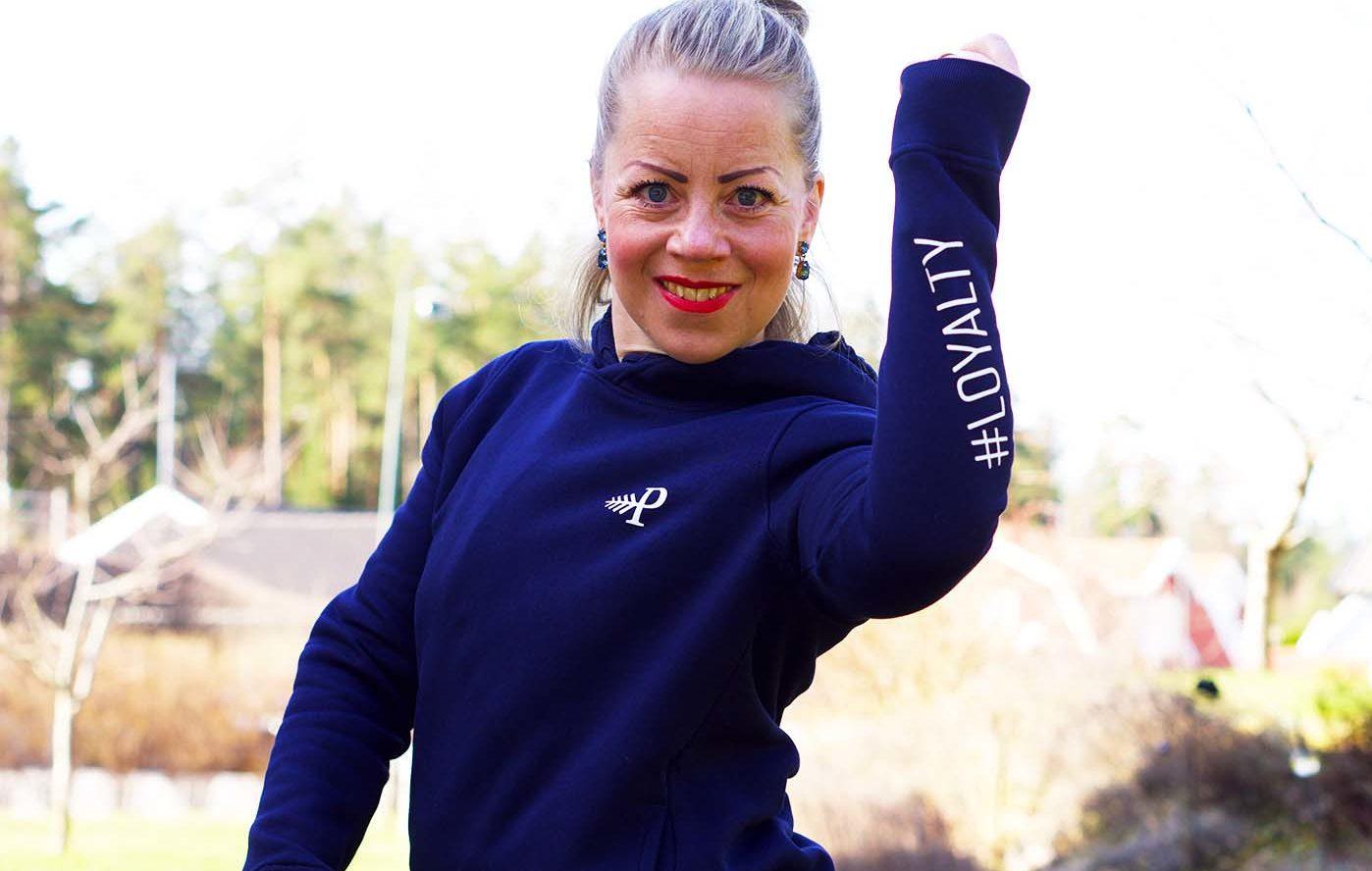 Lojalitet med Karin Axelsson