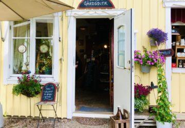 Töllås fårgård - butiken