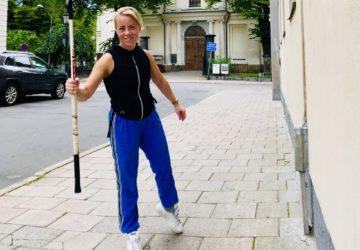 Våga testa en ny sport - Innebandy på jobbet