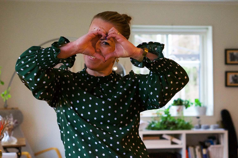 Positiv feedback - Karin Axelsson
